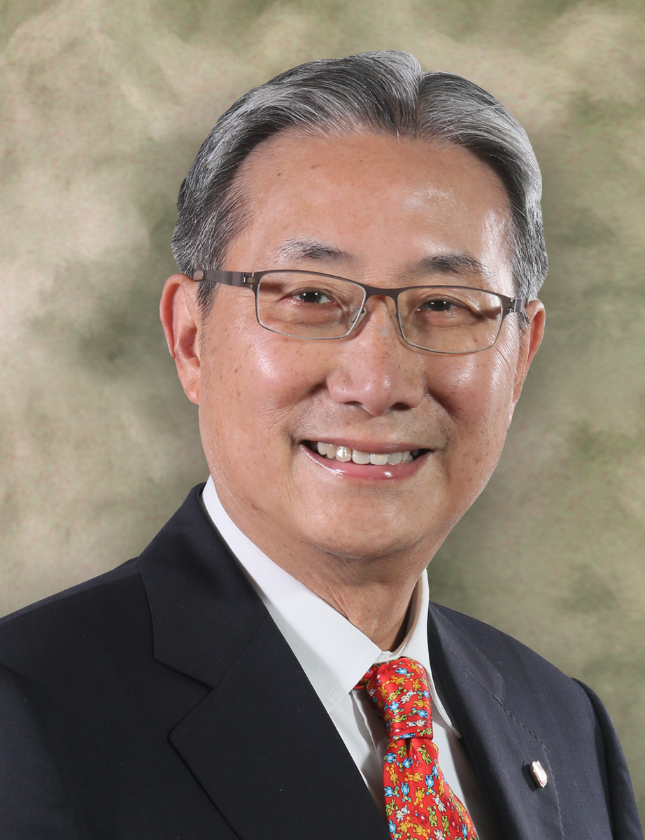 Prof John Leong is awarded the Gold Bauhinia Star 2019