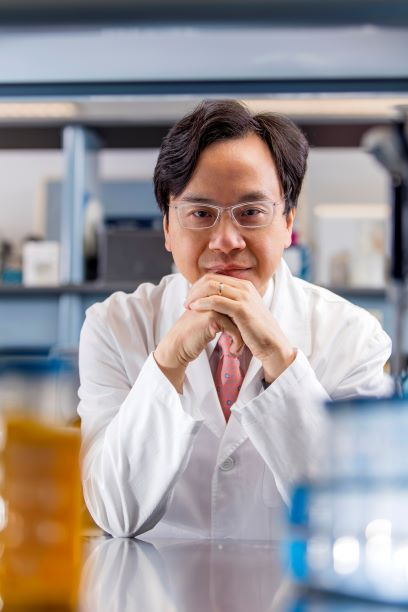 "Prof Dennis Lo named ""Top 20 Translational Researchers of 2019"" by Nature Biotechnology"